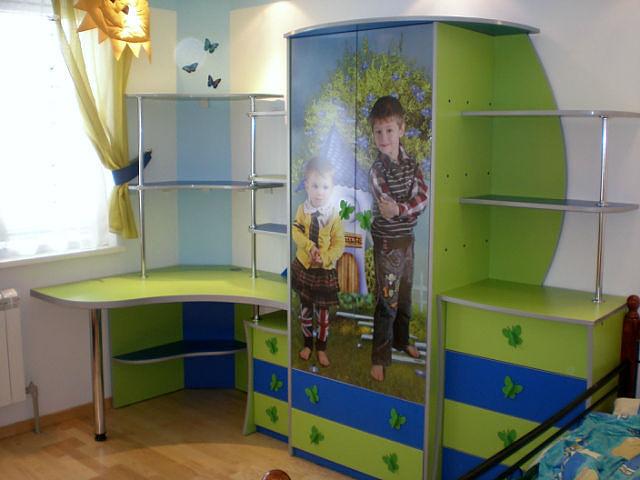 Детские гарнитуры мебели фото