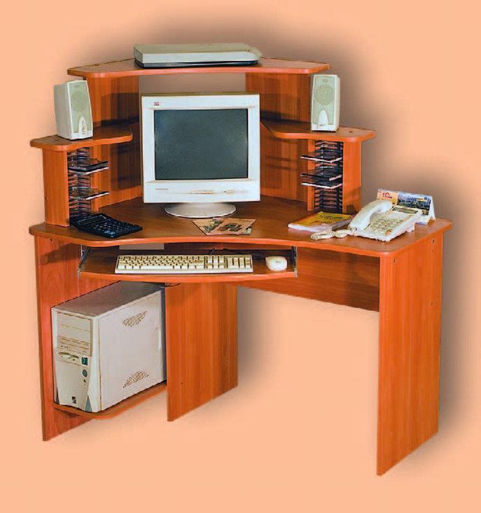 Компьютерный стол 5 - компьютерные столы.